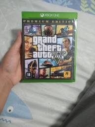 Título do anúncio: Vende o jogo GTA 5