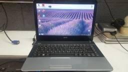 Notebook Acer aspire e1 win7 3gb ram