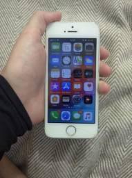 iPhone 5s branco PRA SAIR HOJEEE