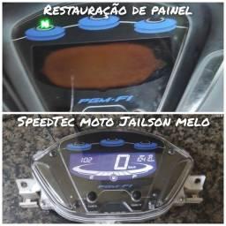 Título do anúncio: SpeedTec moto restauração e venda de painel