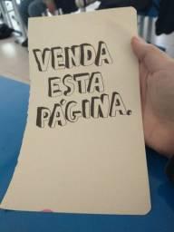 vendo página destrua esse diario 5 reais