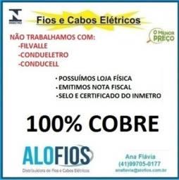 Condutores Elétricos  FIos e Cabos