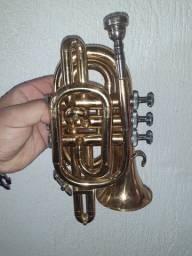Trompete curto (Si bemol)