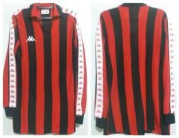 Título do anúncio: Camisa Milan 1988 / 1989 #9 Van Basten - Rarissima