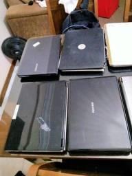Lote de notebooks