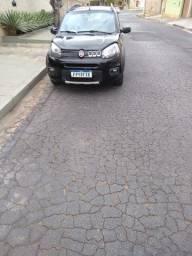 """Fiat uno modelo novo """"completo"""""""