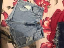 Título do anúncio: Short Jeans 38