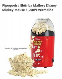 Pipoqueira elétrica Mallory Mickey mouse