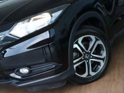 Honda HRV 1.8 EXL 4P Automático 2016 Top de Linha Couro 04 Pneus Novos Alinhado Balanceado