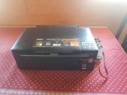Título do anúncio: Impressora Epson TX135 c/ Bulk Ink Usada