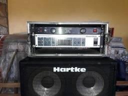 Set Hartke System para baixo em 12X sem juros