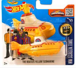 Hot Wheels Submarino Amarelo (T-Hunt) Oferta!!!