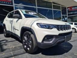 Título do anúncio: Jeep Compass Okm 2021 2022 Longitude Td350 Diesel Completa Automática Zero Km