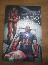 Vendo ou troca livro A Morte do Capitão América