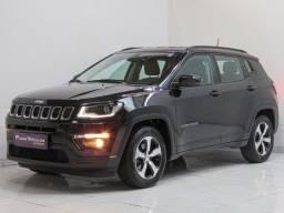 Jeep Compass 2.0 Sport Flex Automático 2018 apenas 25.000 KM