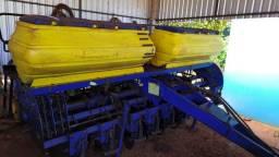 Plantadeira Imasa 910 - 2003 - 9 linhas - azul