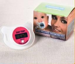 Termômetro Bebês<br>Termômetro digital infantil (menina)