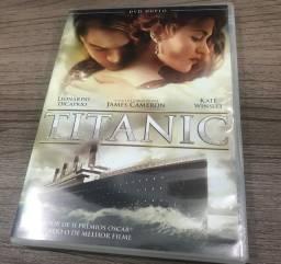 Dvd Titanic duplo