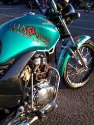Título do anúncio: Linda fan 125cc ks?