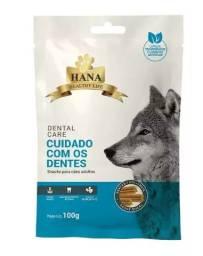 Snack Hana Stick Cuidado com os Dentes para Cães 100g