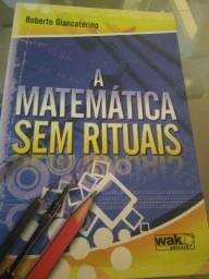 A Matemática sem Rituais Novo