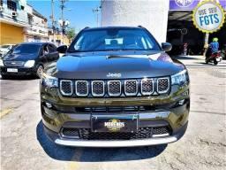 Título do anúncio: Jeep Compass 2022 1.3 t270 turbo flex longitude at6