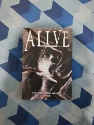 Título do anúncio: Mangá Alive