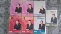 18 DVDs do Dr. Lair Ribeiro