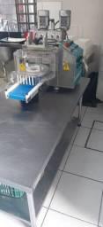 Máquina de Salgados Bralyx - Modelo New Lily - Duplo Rcheio (Entre em contato pelo Whats)