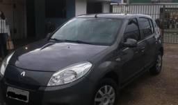 Renault Sandero - 2011/2012 - super conservado - único dono- ipva pago - revisão feita - 2011
