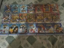 Coleção DVDs Cavaleiros do Zodíaco