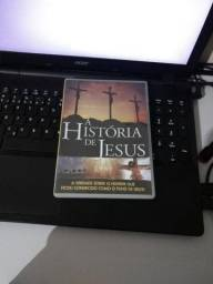 DVD Original - A história de Jesus