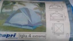 Barraca iglu para 4 pessoas