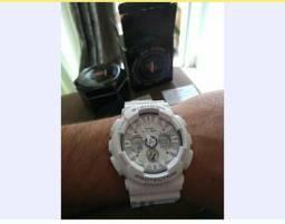 Relógio Original G Shock Casio Branco comprar usado  São José Dos Campos