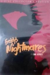 DVDs seriado A Hora do Pesadelo: O Terror de Freddy Krueger, usado comprar usado  Rio de Janeiro