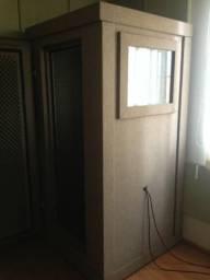 Cabine Acústica para Home Studio ou Audiometria