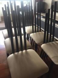 Cadeiras - Sala de jantar