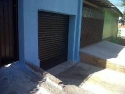Sala Comercial R$600 no Boa Vista Porta Aço Frente para Rua