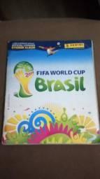 Albúm da copa do mundo de 2014 completo