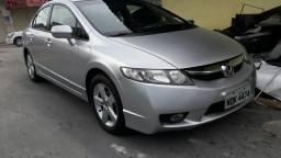 New Civic automático 2009 /2009 completo - 2009