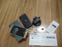 Zenfone 3 Asus - Dourado - Top