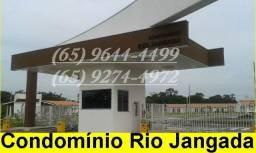 Condomínio Rio Jangada Casa 3 dormitórios financia ate 80%