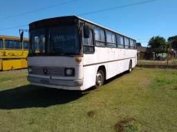 Ônibus Mercedes-Benz Revisado - 1986