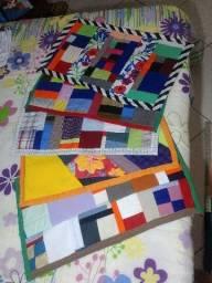 Tapetes em patchwork