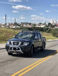 Nissan Frontier 2.5 SE ATTACK 4X4 CD TURBO - 2013