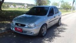 Corsa Sedan Classic Life 1.0 Álcool , Rodas 15' - 2005