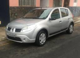 Sandero Authentique 1.6 Completo Flex 2009 - 2009