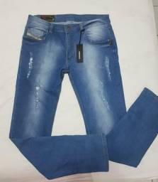 2 Calças Jeans DIESEL Masculinas