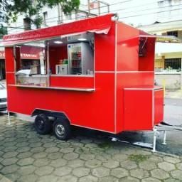 Fabrica de trailers e food a partir de R$ 8.000,00
