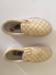 Sapato vans original tamanho 26